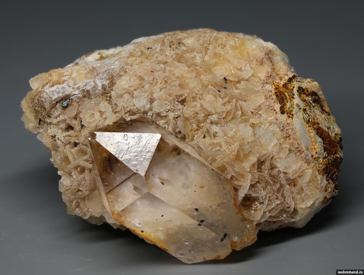 Определить минерал по фото